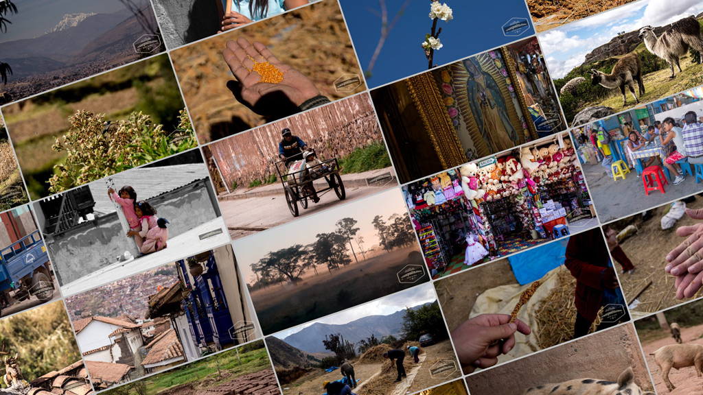 forty four pictures of peru