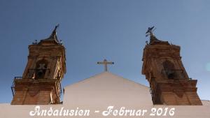 Andalusien - Plot einer kurzen Reise