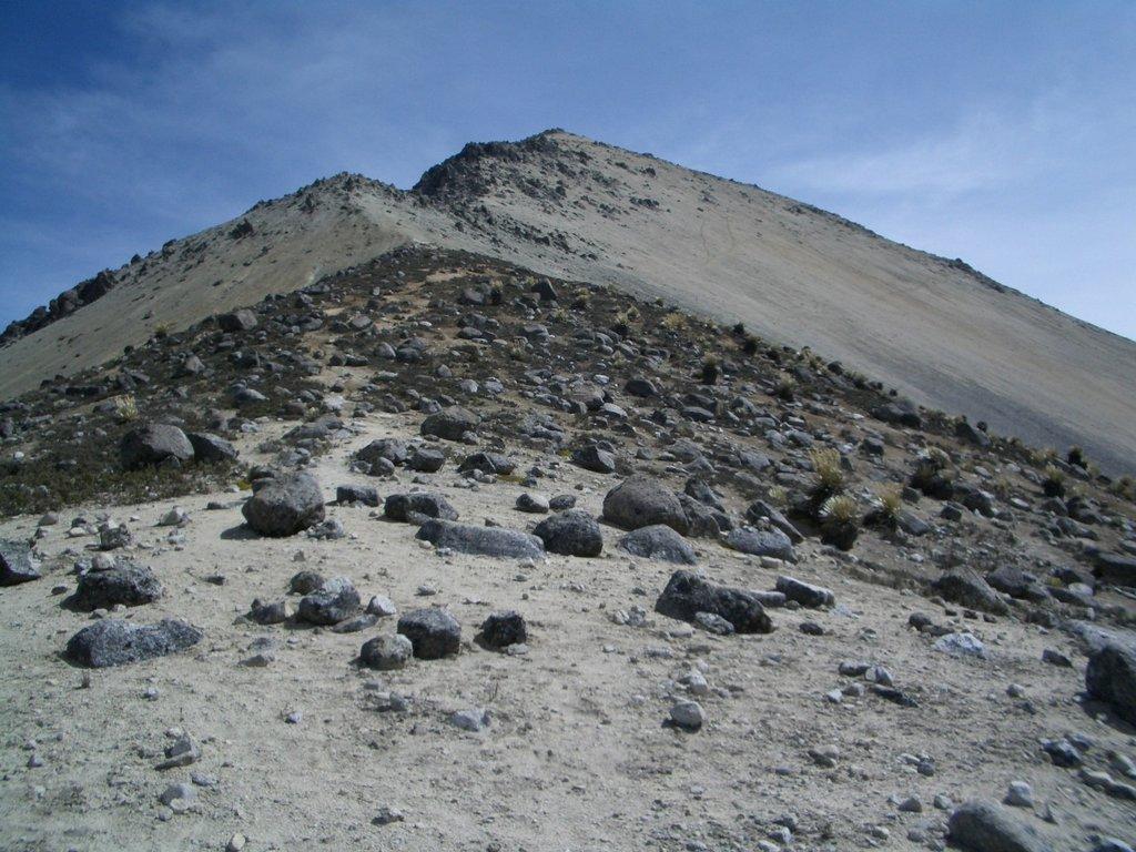 Pico Pan de Azucar