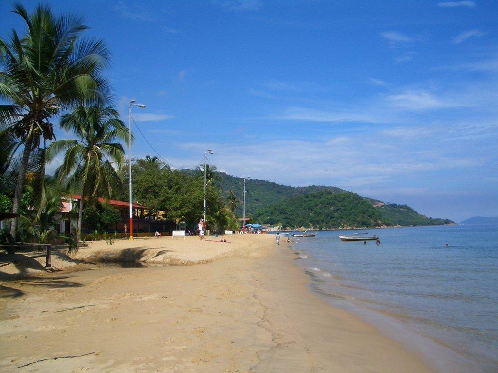 Santa Fee - Venezuelanischer Strand