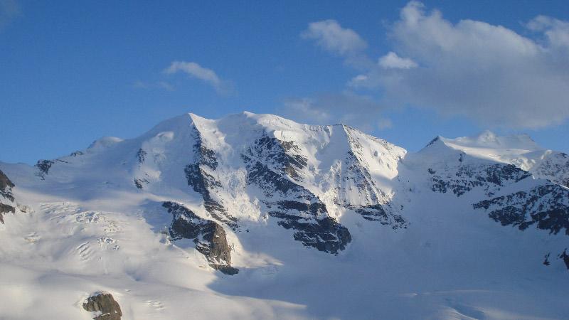 Ausflug ins Heidiland II - Piz Palü, 3900m