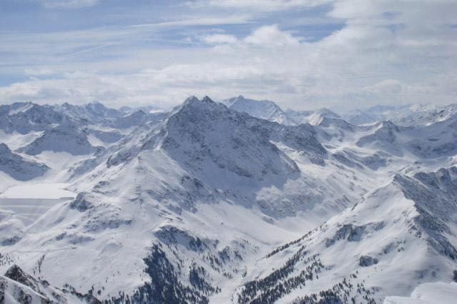 Pirchkogel - meine erste Skitour