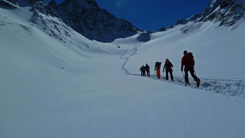 Und nochmal: Stubai Skitouren