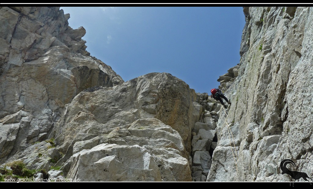 Bergell: Albigna - Seeplatten & Piz Balzet