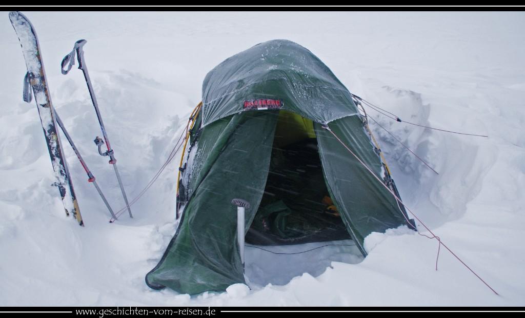 Experiment Wintercamping