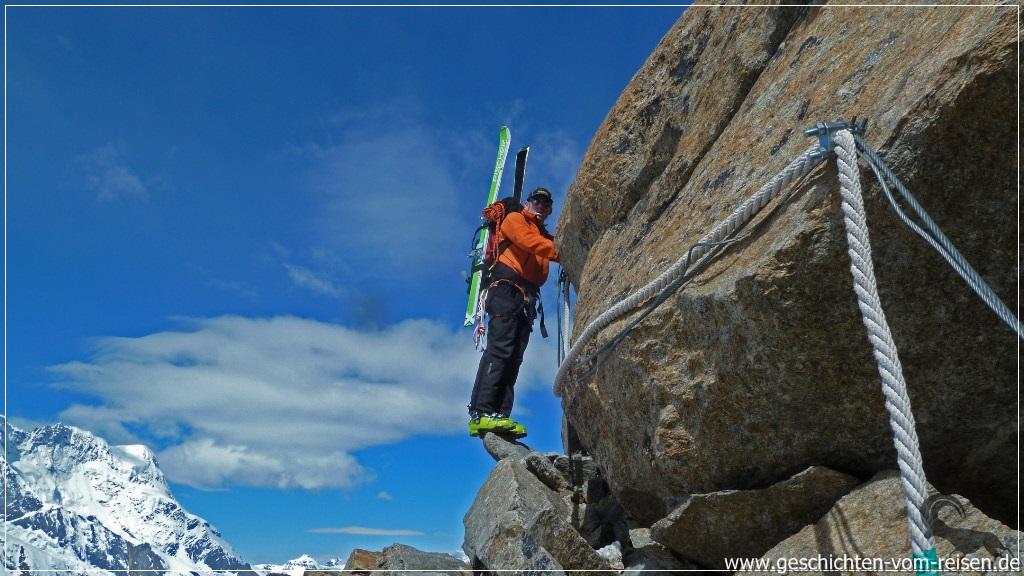 Monte Rosa - Nordend - 4609m